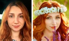 Девушки до макияжа и после - как меняется внешность: фото