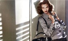 Карли Клосс вновь стала лицом Christian Dior