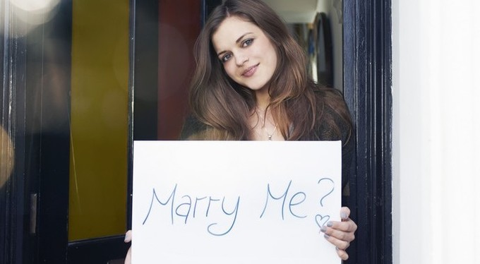 Почему мы на самом деле выходим замуж?