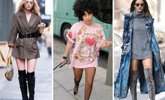 Эти звезды забыли надеть юбку! 30 шокирующих фото