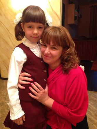 Элеонора Расулова, семья