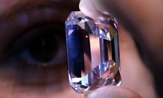 На аукцион выставлен бриллиант весом 100 карат