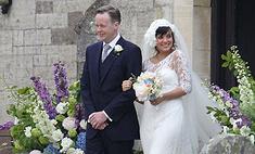 Лили Аллен вышла замуж беременной
