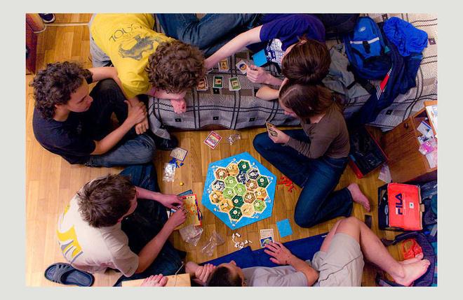Настольные игры – новый мир развлечений
