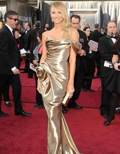 "Стейси Киблер (Stacy Keibler) на ""Оскаре-2012"""