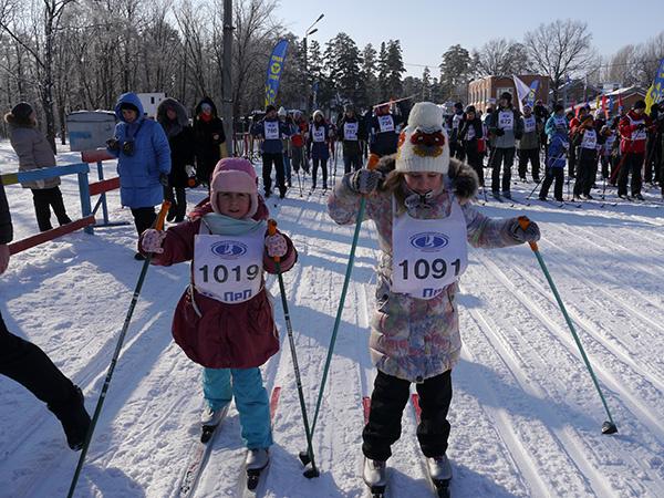 лыжи в Тольятти, лыжные гонки