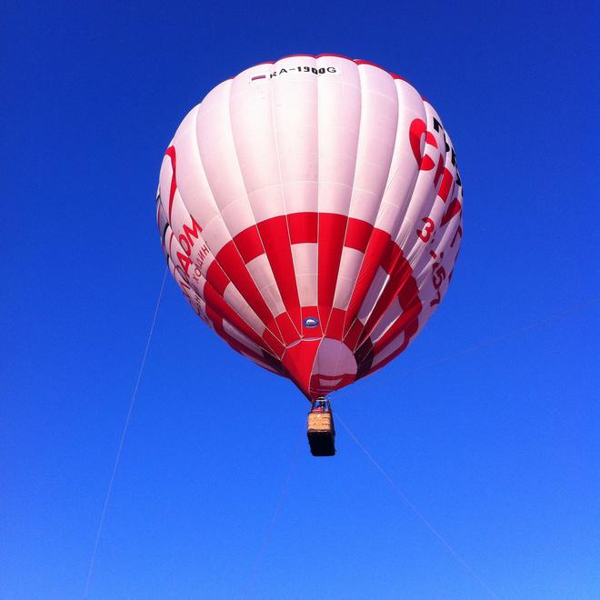 полеты на шаре Пенза