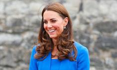 Официально: Кейт Миддлтон ждет второго ребенка