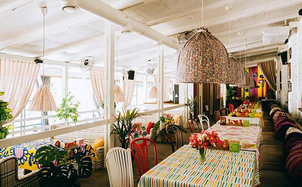 летние кафе Краснодара: Белка & Стрелка