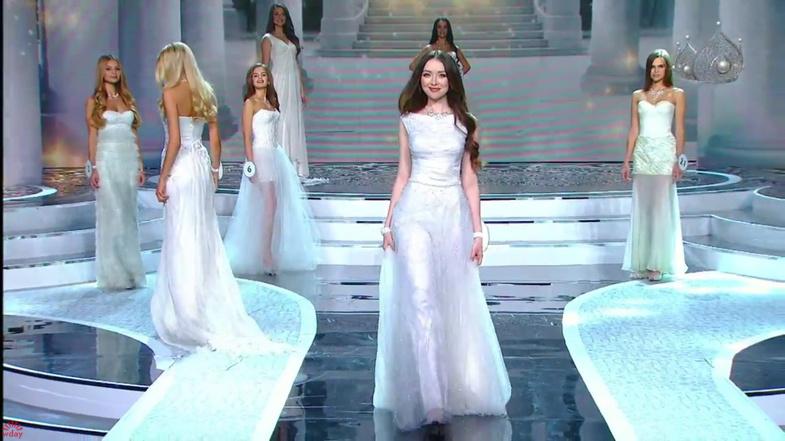 Красавица из Башкирии стала второй вице-мисс России