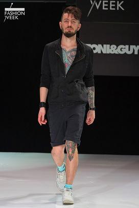 Toni&Guy на St. Petersburg Fashion Week