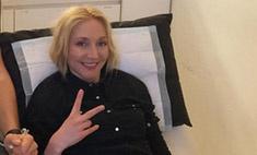 Кристина Орбакайте попала в больницу