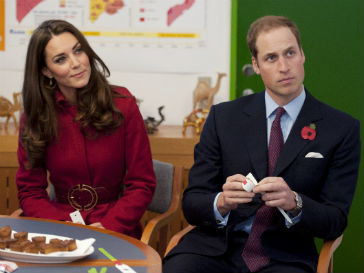 Буэнос-Айрес усмотрел политический подтекст в визите принца Уильяма (Prince Willliam) на Фолклендские острова