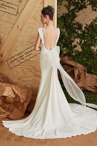 Лучшие коллекции Недели свадебной моды   галерея [7] фото [11]
