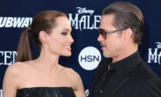 Джоли рассказала о сексе с мужем