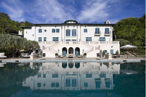 Итоги года 2014: 10 домов знаменитостей, выставленных на продажу | галерея [7] фото [7]