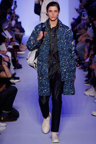 Неделя мужской моды в Париже: лучшие показы | галерея [3] фото [15]