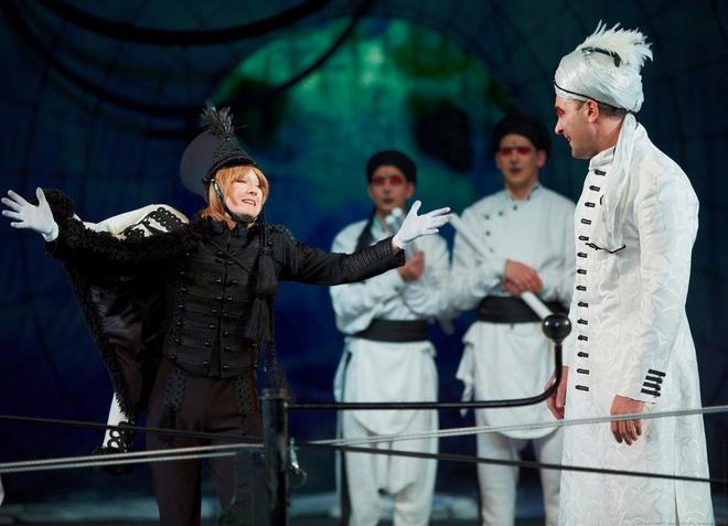 «Двенадцатая ночь» на сцене театра «Глобус»