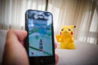 Как Pokemon Go выманивает нас из дома, поощряет сотрудничество и приближает будущее