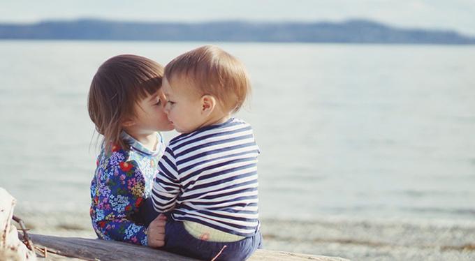 Их первые «люблю»