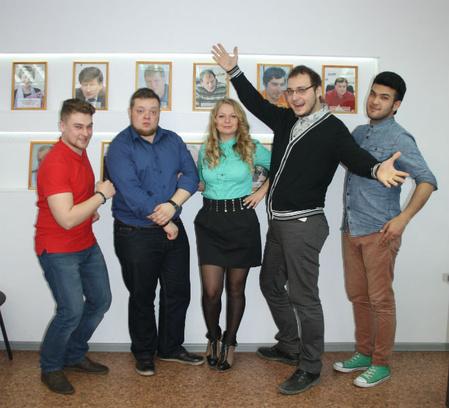 Омск, омичи прославившие Омск в 2014 году, Omsk Stand up Comedy Club