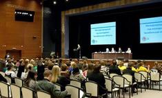 Бизнесмены и политики встретились за круглым столом во время экономического форума