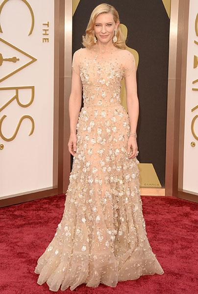 "Кейт Бланшетт на ""Оскаре""-2014"