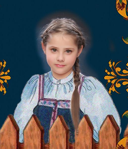 Екатерина Исаева, «Уральская краса – русская коса», фото