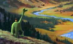Динозавр, рыбка Дори и другие премьеры, которые готовит Disney