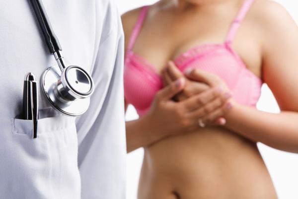 Как проводится маммография