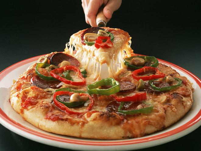 Выбери пиццу на свой вкус