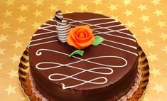 Способы создания розочек для торта