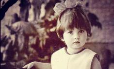 Виктория Боня показала детское фото