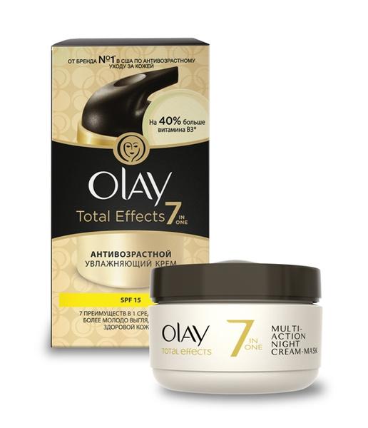Обновленный Olay Total Effects 7 в 1