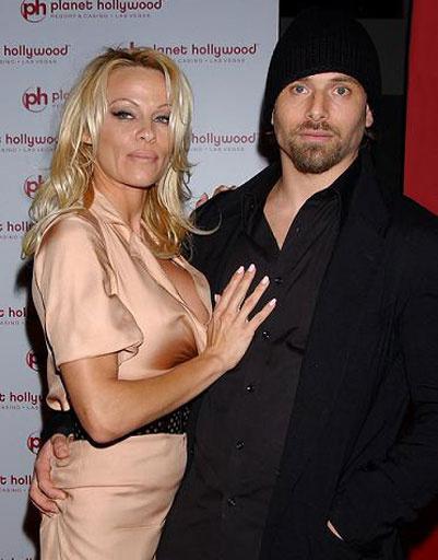 Памела Андерсон (Pamela Anderson) и Рик Саломон (Rick Salomon)
