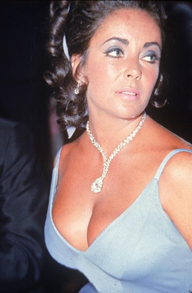Элизабет Тейлор, Оскар 1970