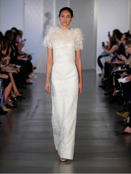 Лучшие коллекции Недели свадебной моды   галерея [3] фото [19]
