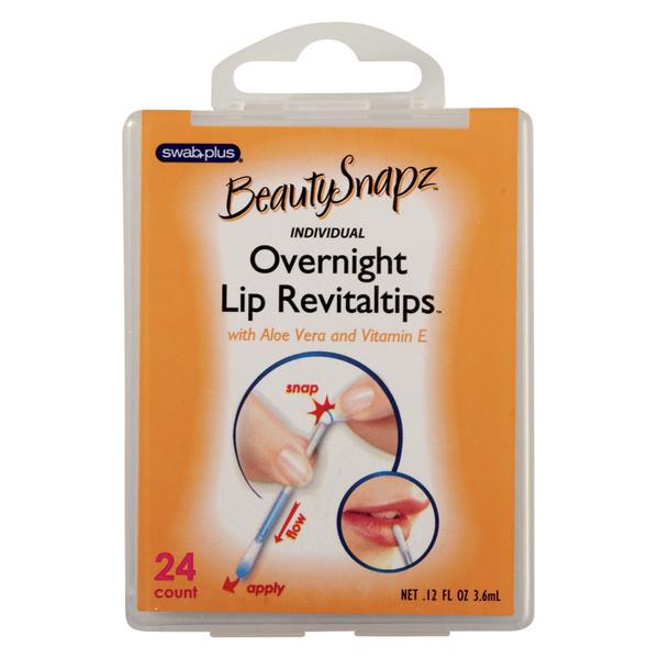 Аппликатор для губ Overnight Lip Revitltips,Swabplus