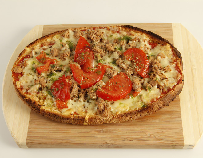 как приготовить пиццу обыкновенную с веченной