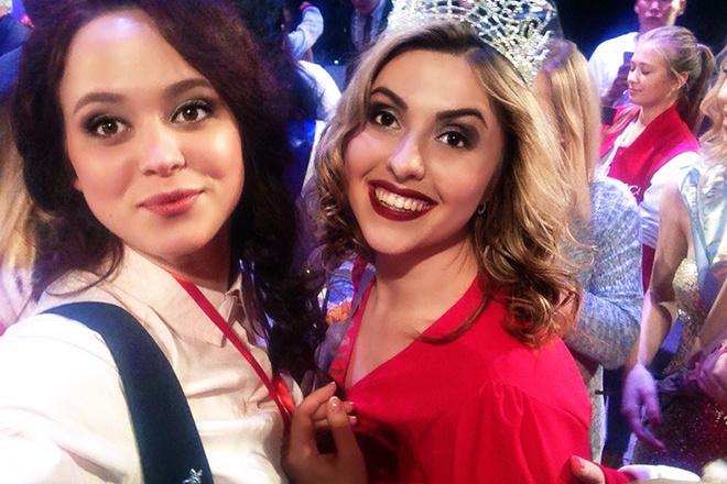 Выбрали Мисс студенчество России 2016, мисс Уральский Федеральный округ