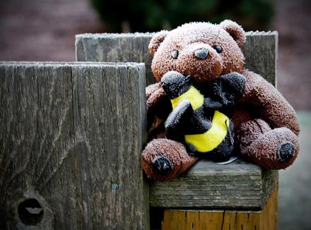 Потеря ребенка: «Нужно научиться ходить. Только теперь вам одной»