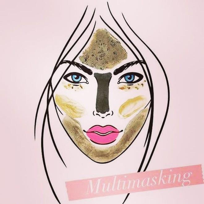 Мультимаскинг #multimasking