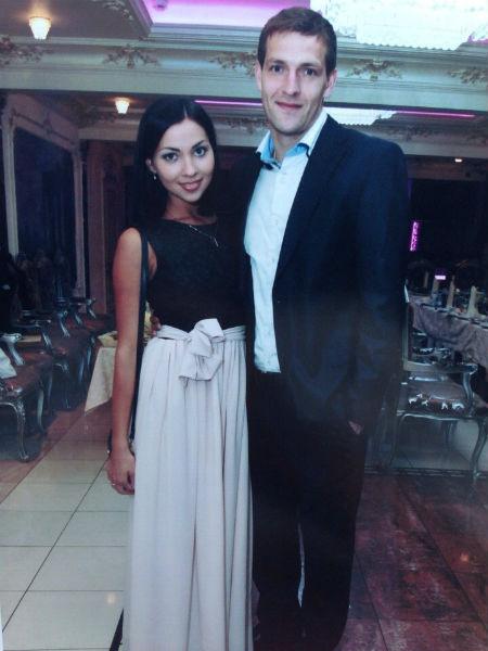 Сергей и Виктория Сухаревы