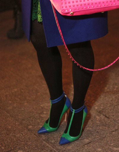 Неделя моды Mercedes-Benz Fashion Week Russia осень-зима 2013/14