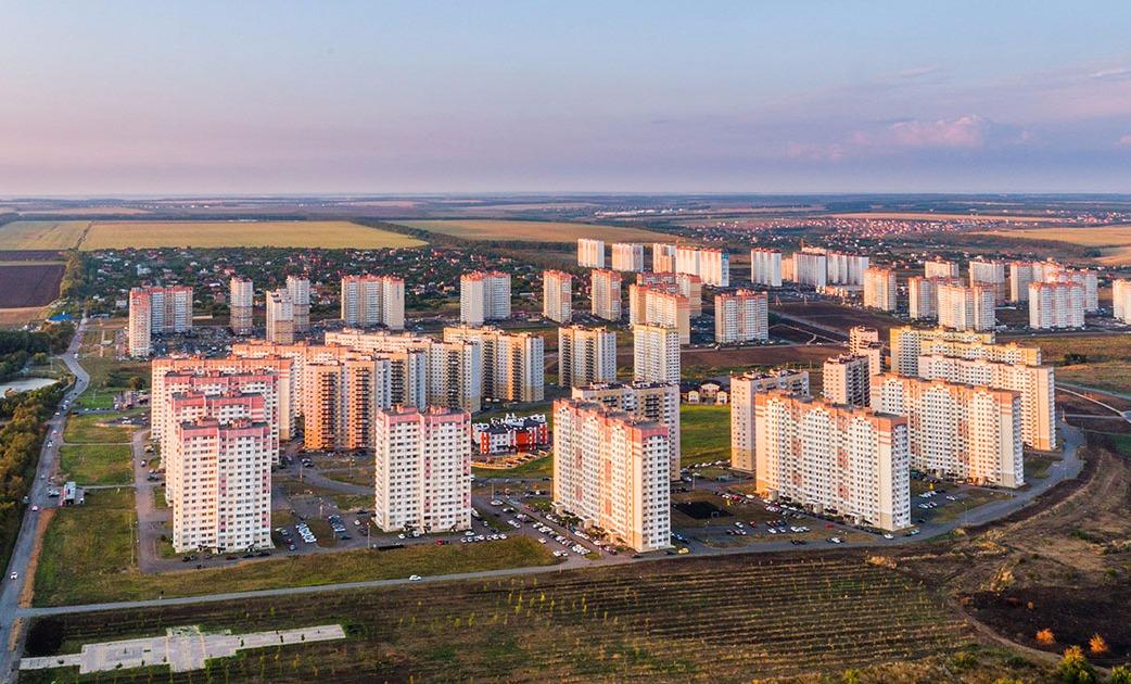 Жк суворовский какой район города
