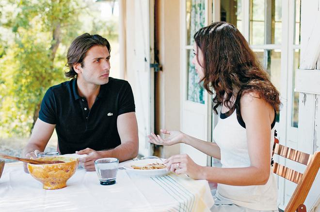 Беседа между партнерами – тонкое искусство
