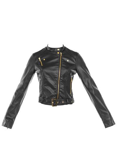 Кожаная куртка Kira Plastinina