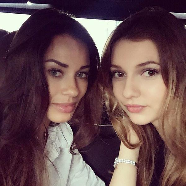 """Елена Майсурадзе, Дарья Канануха, участницы """"Холостяка-3"""", фото"""
