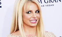 Как панда: Бритни Спирс разучилась делать смоки айс