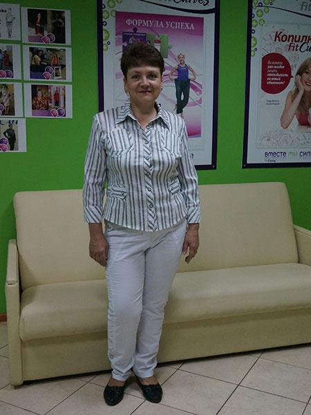 Людмила Лихоманова после